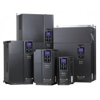 Frekvenční měnič C2000, VFD055C43E, 5,5kW, 460V, 12A, 3fáze, IP20, EMI