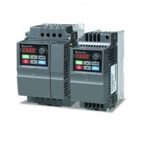 Frekvenční měnič VFD-EL, VFD022EL21A, 2,2kW, 230V, 11A, 1fáze, IP20, EMI
