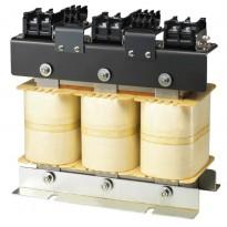 Vstupní tlumivka pro AFE, AF-RC220A4, 22kW, 460V, 50A, 3fáze, 2,92mH