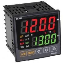 Regulátor teploty TK4, TK4S-24SR, 48x48mm