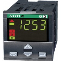 Regulátor teploty M1, M15000-0000, 48x48mm