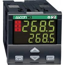 Regulátor teploty M3, M33156-0200, 48x48mm