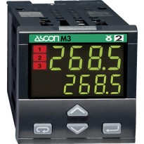 Regulátor teploty M3, M33107-0000, 48x48mm