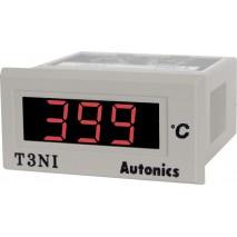 Indikátor teploty T3NI, T3NI-NXNP0C, 24x48mm
