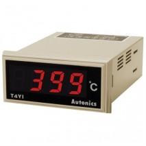 Indikátor teploty T4YI, T4YI-N4NP4C, 48x24mm