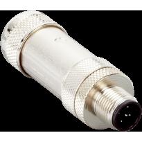 Konektor STE-1205-GQ, M12, 5pin, přímý, samec