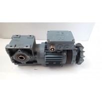 Motor 370W DT71D4BMG/Z s převodovkou WA30