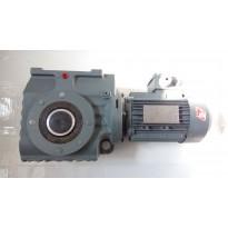 Motor 750W DT80N4 s převodovkou SA67