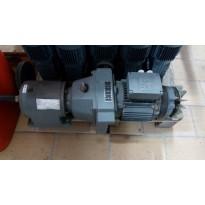 Motor 1,5kW DT90L4BM s převodovkou R60D24