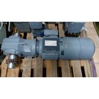 Motor 1,5kW DT90L4/BMG/HR/TF/AV1H3 s převodovkou KA47