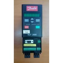 Frekvenční měnič VLT 2800, 750W, 2,2A, 1fáze, IP20