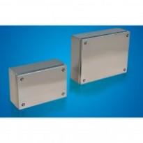 Nerezová rozvaděčová skříň KT 400x400x120