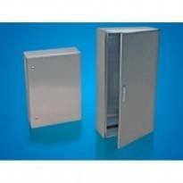 Nerezová rozvaděčová skříň DM 400x500x200