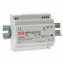 Napájecí zdroj DR-100-12, 12V, 90W, 1-fáze, na DIN lištu