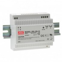 Napájecí zdroj DR-100-15, 15V, 97,5W, 1-fáze, na DIN lištu