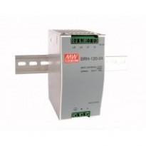 Napájecí zdroj DRH-120-24, 24V, 120W, 2-fáze, na DIN lištu