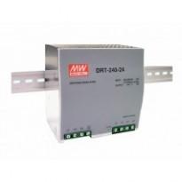 Napájecí zdroj DRT-240-24, 24V, 240W, 3-fáze, na DIN lištu
