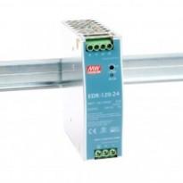 Napájecí zdroj EDR-120-24, 24V, 120W, 1-fáze, na DIN lištu
