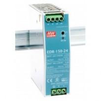 Napájecí zdroj EDR-150-24, 24V, 156W, 1-fáze, na DIN lištu