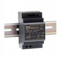 Napájecí zdroj HDR-60-5, 5V, 32,5W, 1-fáze, na DIN lištu