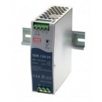 Napájecí zdroj SDR-120-24, 24V, 120W, 1-fáze, na DIN lištu