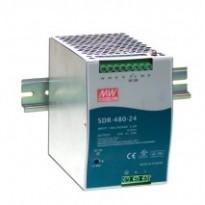 Napájecí zdroj SDR-480-48, 48V, 480W, 1-fáze, na DIN lištu