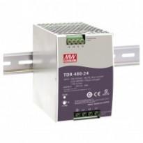 Napájecí zdroj TDR-480-24, 24V, 480W, 3-fáze, na DIN lištu