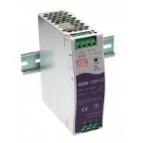 Napájecí zdroj WDR-120-48, 48V, 120W, 1/2-fáze, na DIN lištu