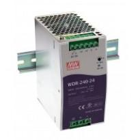 Napájecí zdroj WDR-240-48, 48V, 240W, 1/2-fáze, na DIN lištu