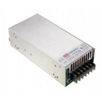 Napájecí zdroj HRPG-600-15, 15V, 645W, 1-fáze, na panel