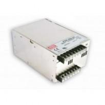 Napájecí zdroj SPV-600-24, 24V, 600W, 1-fáze, na panel
