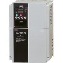 Frekvenční měnič SJ700D-007HFEF3, 750W, 400V, 2,5A, 3fáze, IP20