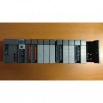 Osazený PLC RACK SLC500