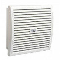 Mřížka a ventilátor s filtrem FF 018, 01803.1-00, EMC verze, 4 ventilátory