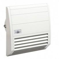 Mřížka s ventilátorem a filtrem FF 018, 01804.0-00