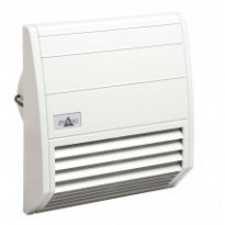 Mřížka s ventilátorem a filtrem FF 018, 01804.1-00, 115VAC