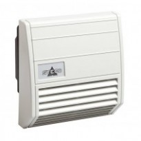 Mřížka s filtrem, EF 118, 11800.1-00, 97x97 mm, EMC verze