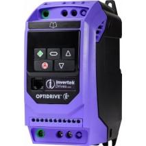 Frekvenční měnič E3, ODE-3-120043-1F12-01, 370W, 230V, 4,3A, 1fáze, IP20