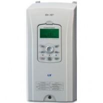 Frekvenční měnič Starvert iS7, SV0008iS7-4, 750W, 230V, 2,5A, 3-fáze, IP20/IP54