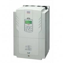 Frekvenční měnič LSLV H100, LSLV0185H100-4, 18,5kW, 460V, 38A, 3-fáze, IP20