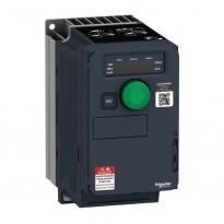Frekvenční měnič Altivar ATV320U15M2C Compact, 240V, 1,5kW, 8A, 1fáze, IP20